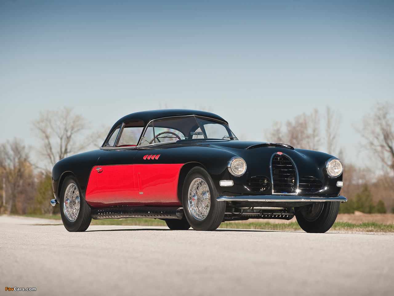 Bugatti Type 101 Coupe 1951 wallpapers (1280 x 960)