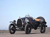 Pictures of Bugatti Type 13 Brescia 1920