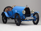 Bugatti Type 23 Brescia Boattail Roadster 1924–26 wallpapers