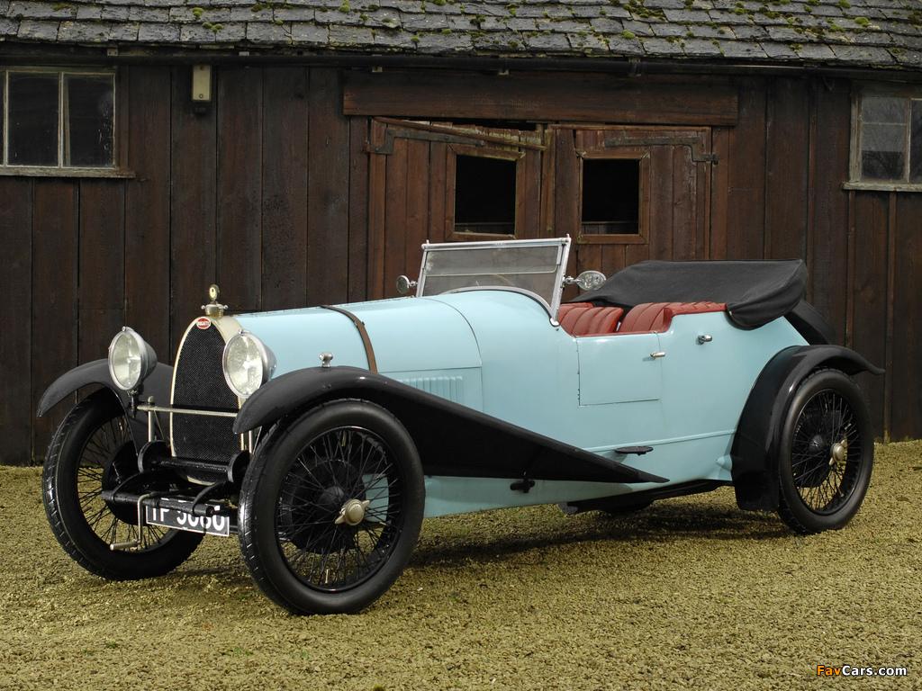 Bugatti Type 30 Tourer 1922–26 pictures (1024 x 768)