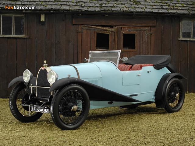 Bugatti Type 30 Tourer 1922–26 pictures (640 x 480)