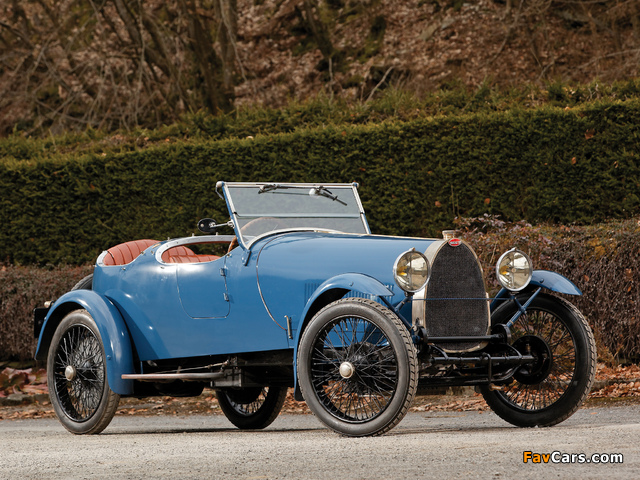 Bugatti Type 30 by Lavocat & Marsaud 1924 pictures (640 x 480)