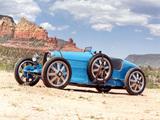 Photos of Bugatti Type 35 Prototype 1924