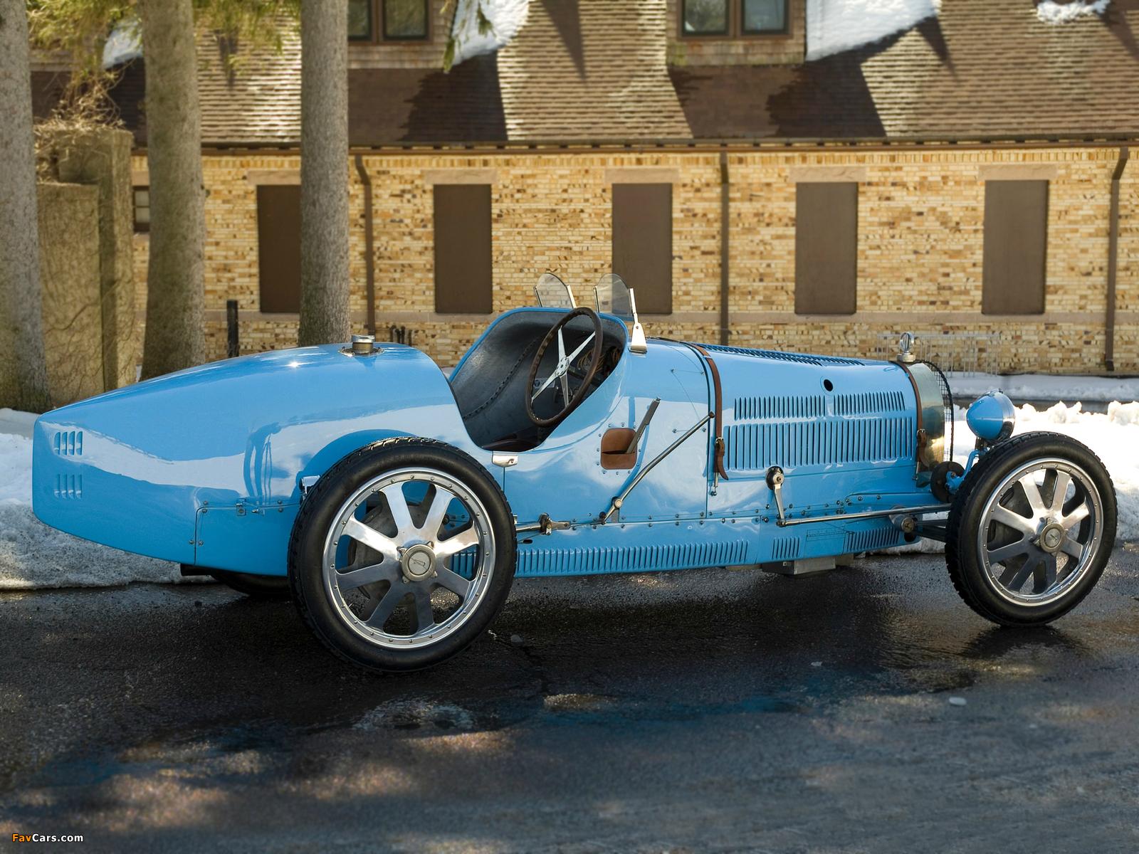 Photos of Bugatti Type 39A 1925–26 (1600 x 1200)