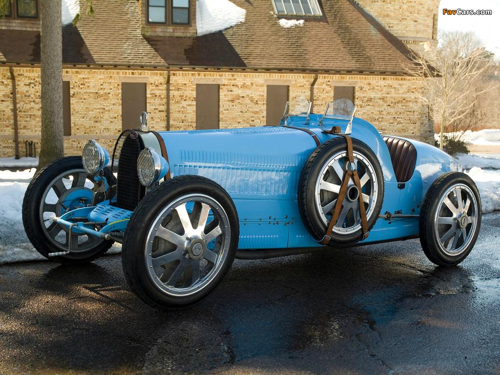 Bugatti Type 39A 1925–26 wallpapers (1024 x 768)