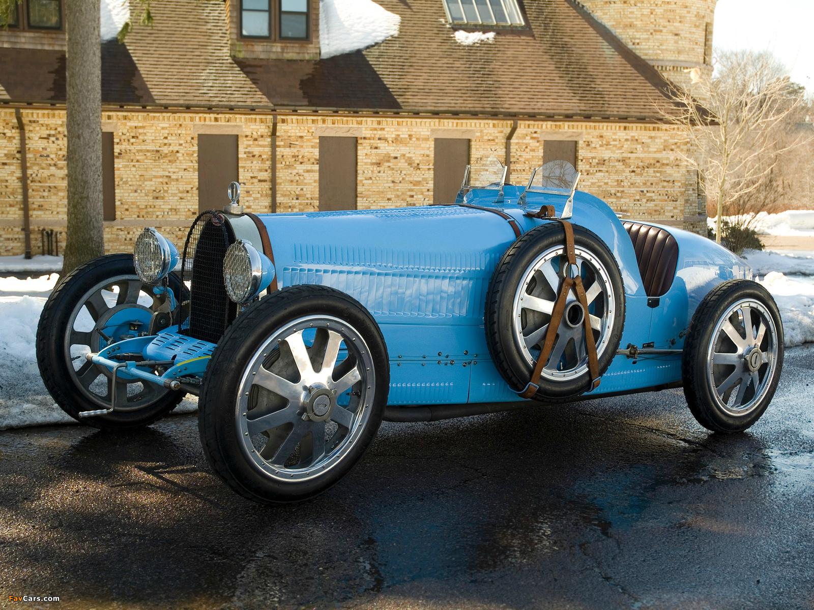 Bugatti Type 39A 1925–26 wallpapers (1600 x 1200)