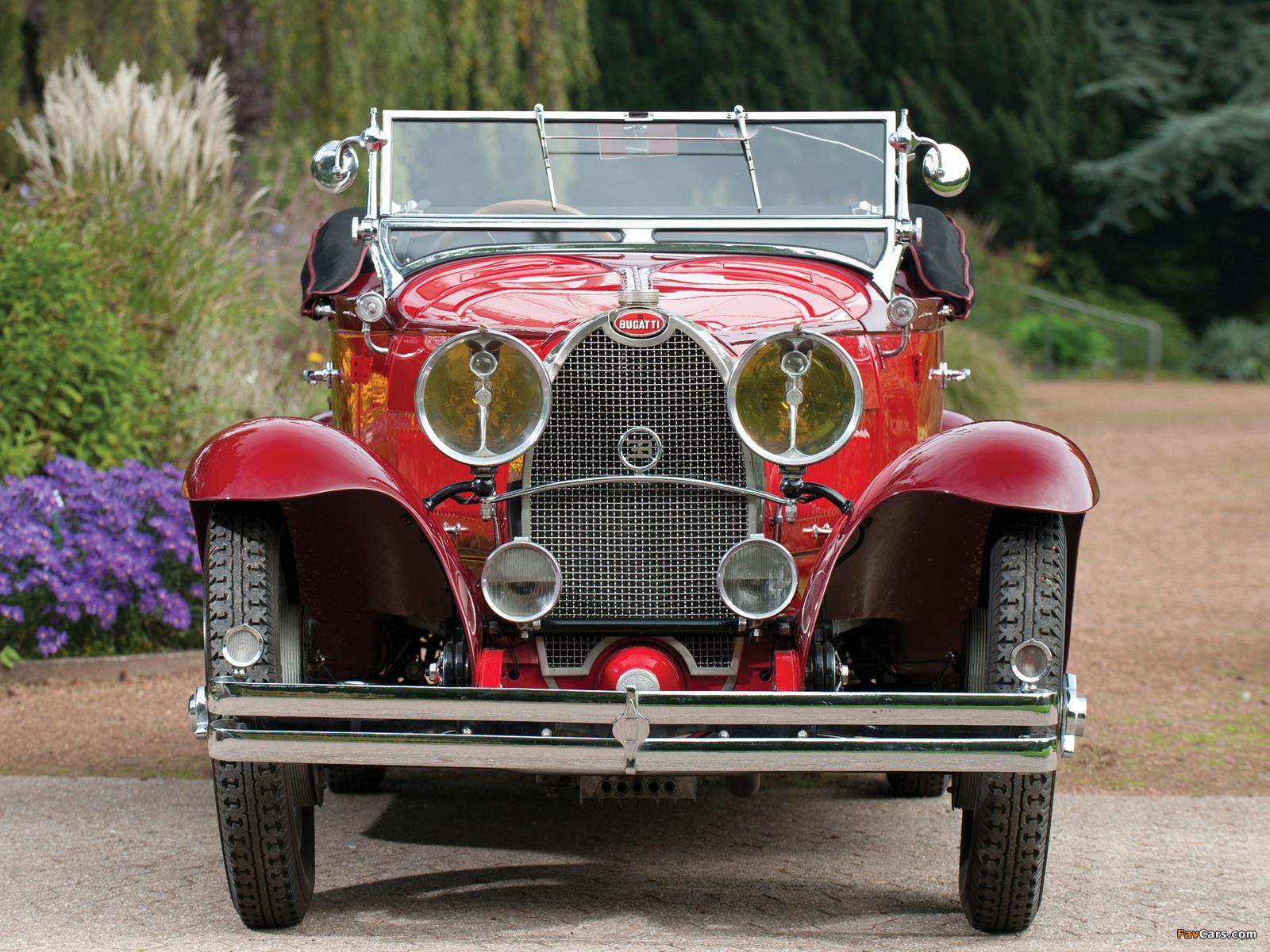 Bugatti Type 40 Roadster 1929–30 photos (1600 x 1200)