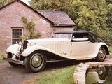 Bugatti Type 41 Royale Victoria Cabriolet by Weinberger 1931 images