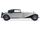 Pictures of Bugatti Type 41 Royale Victoria Cabriolet by Weinberger 1931