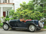 Photos of Bugatti Type 43 Sports Four Seater 1930