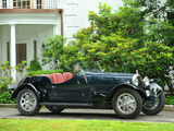 Pictures of Bugatti Type 43 Sports Four Seater 1930