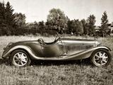 Pictures of Bugatti Type 43 Zagato 1927–31