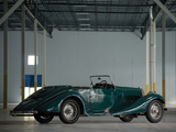 Bugatti Type 44 Touring 1930 wallpapers