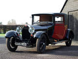 Pictures of Bugatti Type 44 Fiacre Coupe 1929