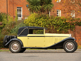 Bugatti Type 46 Cabriolet by Figoni 1930 images