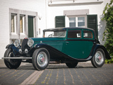 Bugatti Type 46 Sports Saloon La Pette Royal 1930 photos