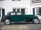 Bugatti Type 46 Sports Saloon La Pette Royal 1930 pictures