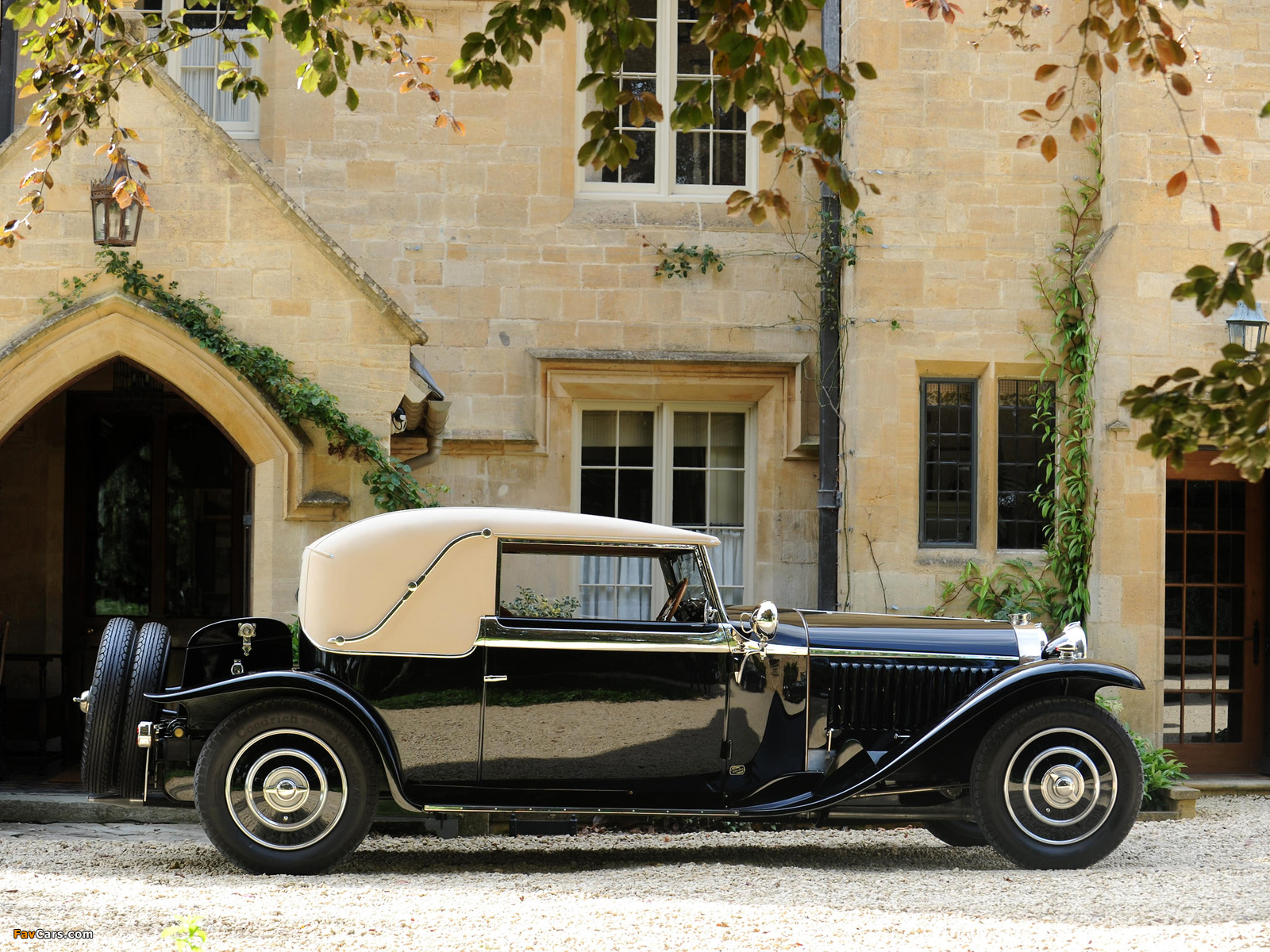 Images of Bugatti Type 46 Faux Cabriolet by Veth & Zoon 1930 (1600 x 1200)