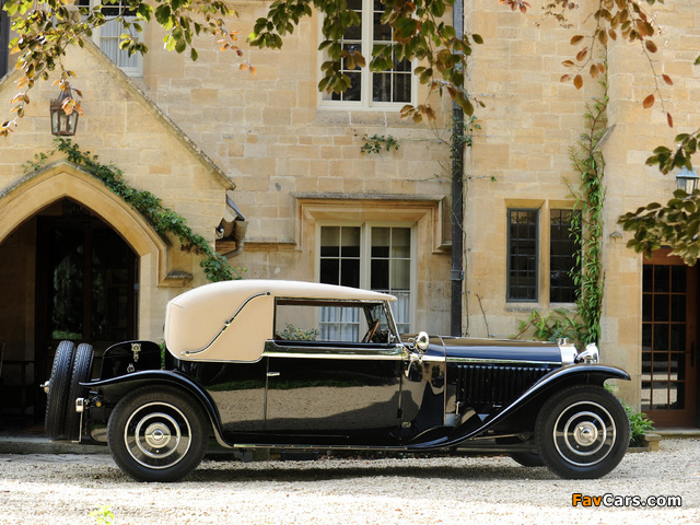 Images of Bugatti Type 46 Faux Cabriolet by Veth & Zoon 1930 (640 x 480)