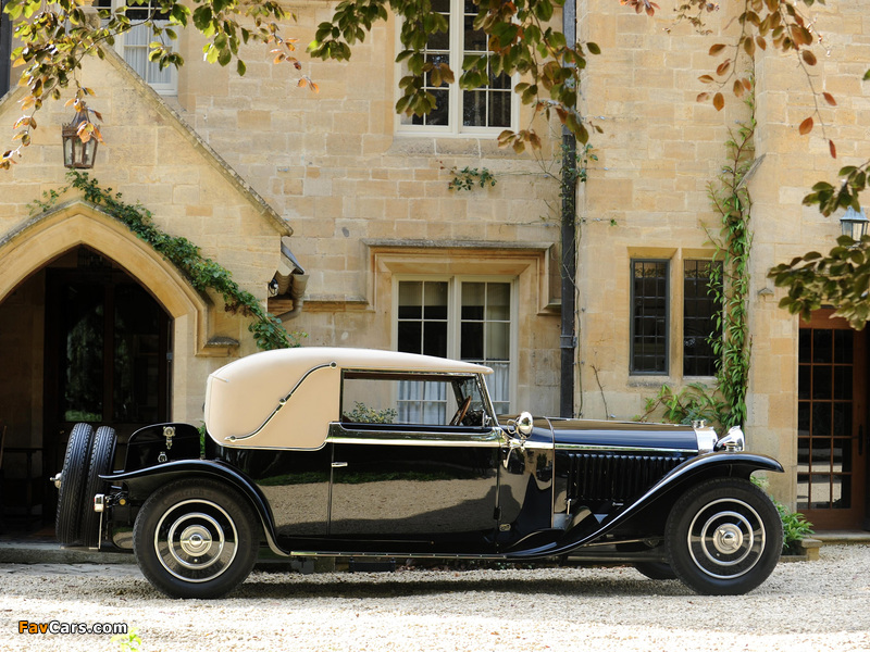 Images of Bugatti Type 46 Faux Cabriolet by Veth & Zoon 1930 (800 x 600)