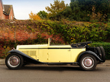 Photos of Bugatti Type 46 Cabriolet by Figoni 1930