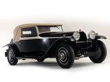 Photos of Bugatti Type 46 Faux Cabriolet by Veth & Zoon 1930