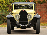 Pictures of Bugatti Type 46 Cabriolet by Figoni 1930