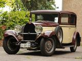 Bugatti Type 49 Saloon 1930–34 images