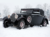 Bugatti Type 49 Drophead Coupe by Van Rijswijk 1930–34 wallpapers