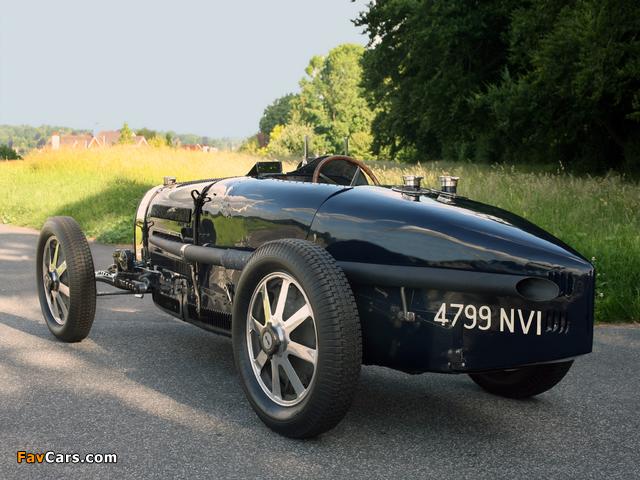 Bugatti Type 51 Grand Prix Racing Car 1931–34 pictures (640 x 480)