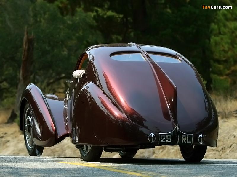 Bugatti Type 51 Dubos Coupe 1931 wallpapers (800 x 600)