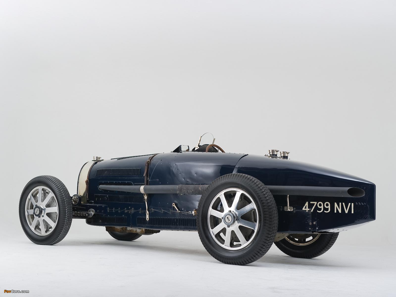 Bugatti Type 51 Grand Prix Racing Car 1931–34 wallpapers (1600 x 1200)
