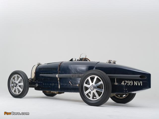 Bugatti Type 51 Grand Prix Racing Car 1931–34 wallpapers (640 x 480)