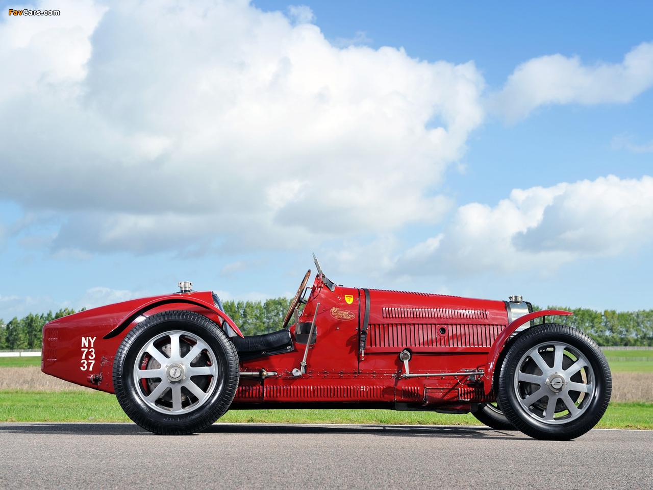 Bugatti Type 51 Grand Prix Lord Raglan 1933 images (1280 x 960)