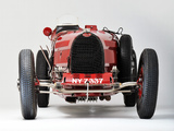 Bugatti Type 51 Grand Prix Lord Raglan 1933 pictures