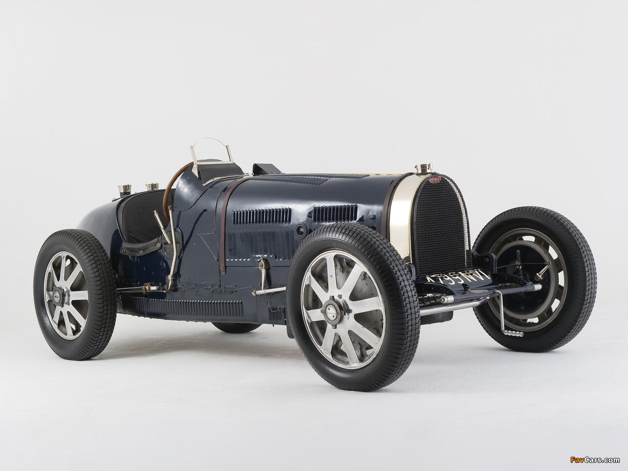 Bugatti Type 51 Grand Prix Racing Car 1931–34 photos (1280 x 960)