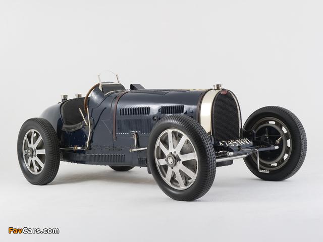 Bugatti Type 51 Grand Prix Racing Car 1931–34 photos (640 x 480)