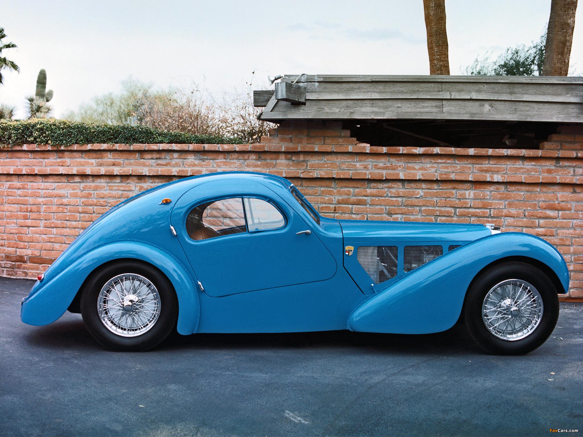Bugatti Type 51 wallpapers (2048 x 1536)