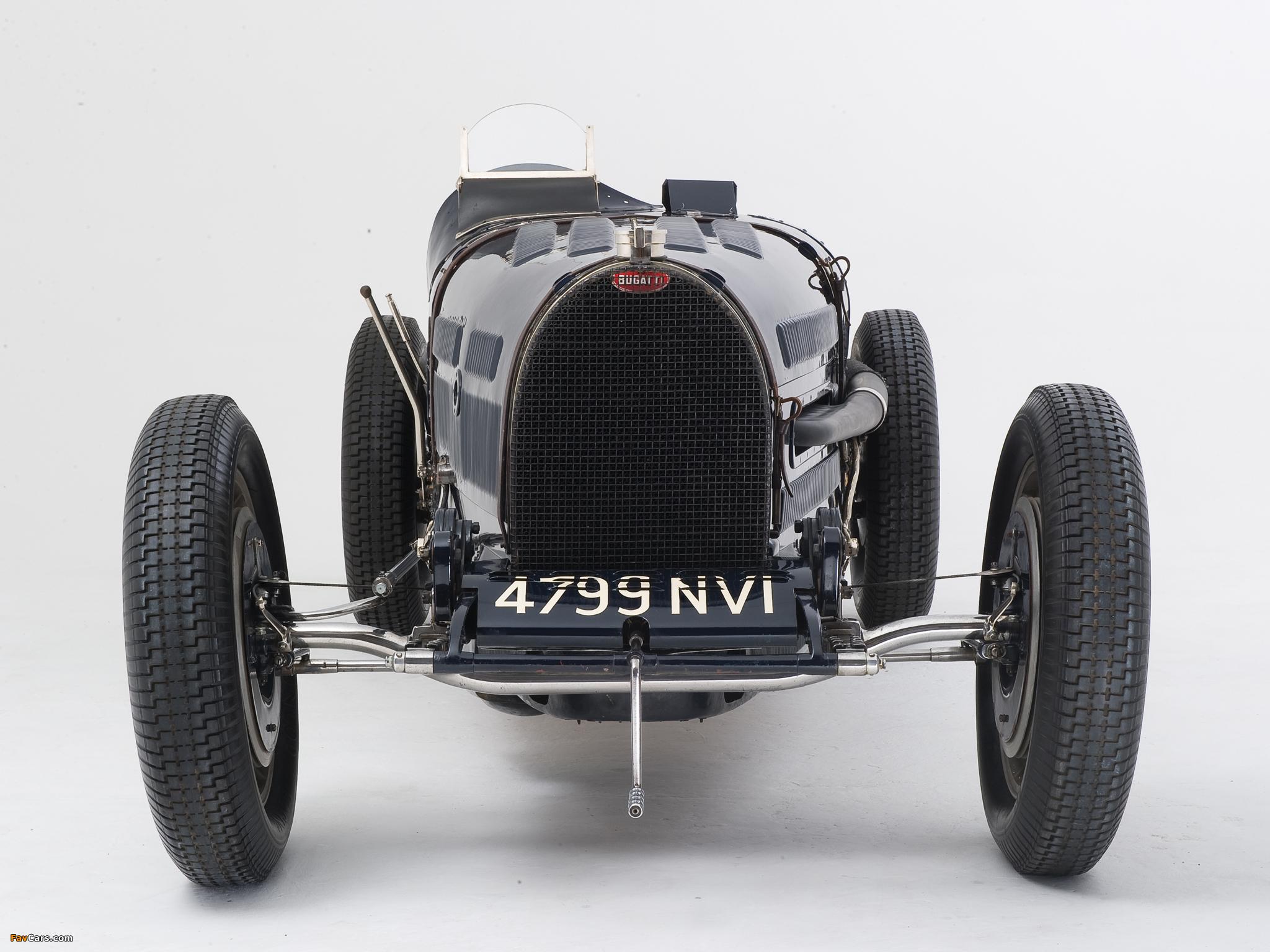 Images of Bugatti Type 51 Grand Prix Racing Car 1931–34 (2048 x 1536)