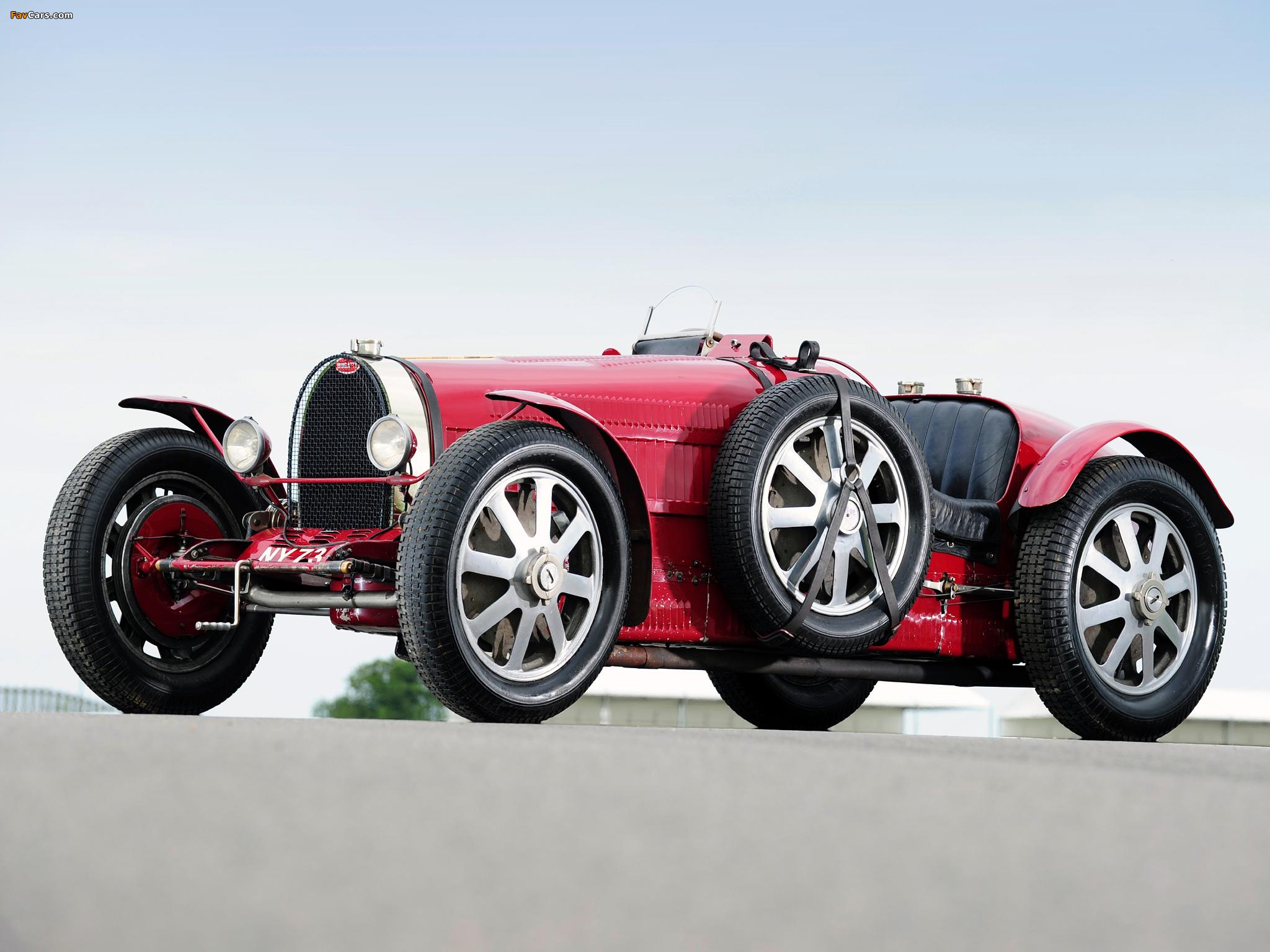 Images of Bugatti Type 51 Grand Prix Lord Raglan 1933 (2048 x 1536)