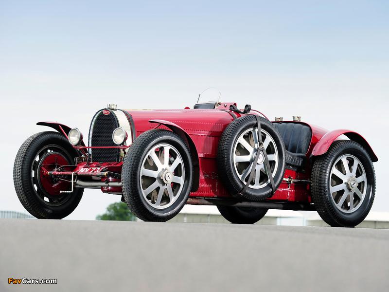 Images of Bugatti Type 51 Grand Prix Lord Raglan 1933 (800 x 600)