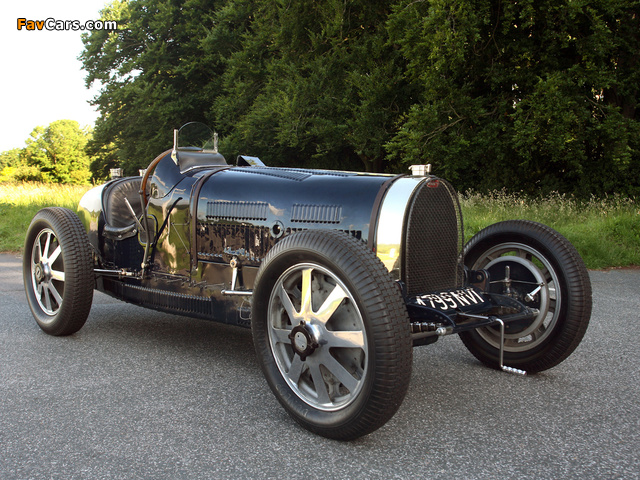 Photos of Bugatti Type 51 Grand Prix Racing Car 1931–34 (640 x 480)