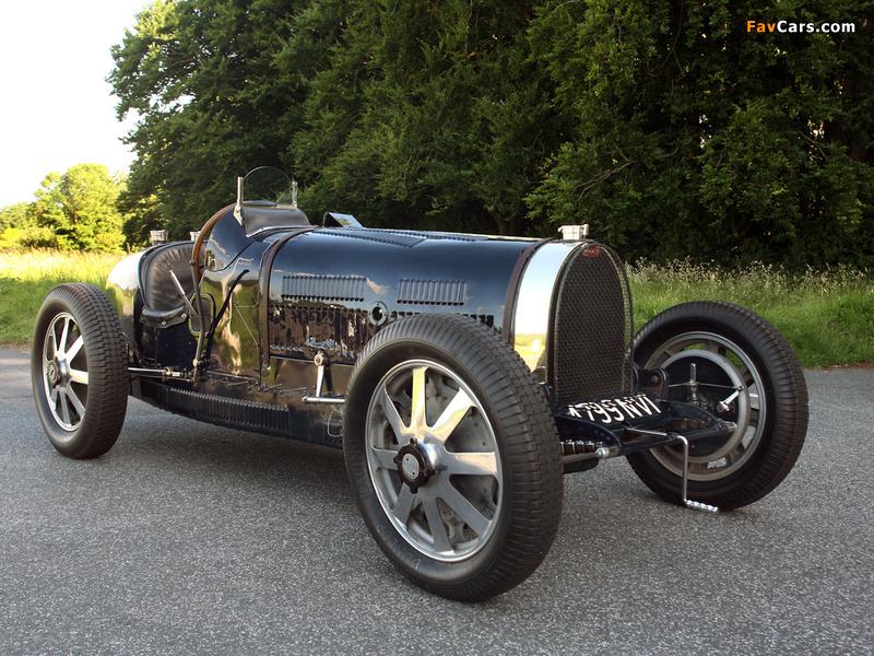 Photos of Bugatti Type 51 Grand Prix Racing Car 1931–34 (800 x 600)