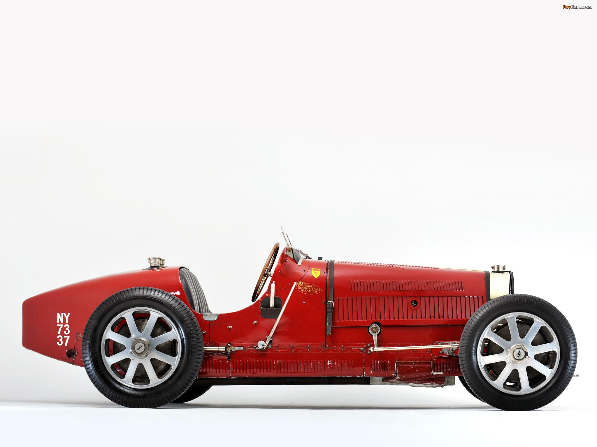 Photos of Bugatti Type 51 Grand Prix Lord Raglan 1933 (2048 x 1536)