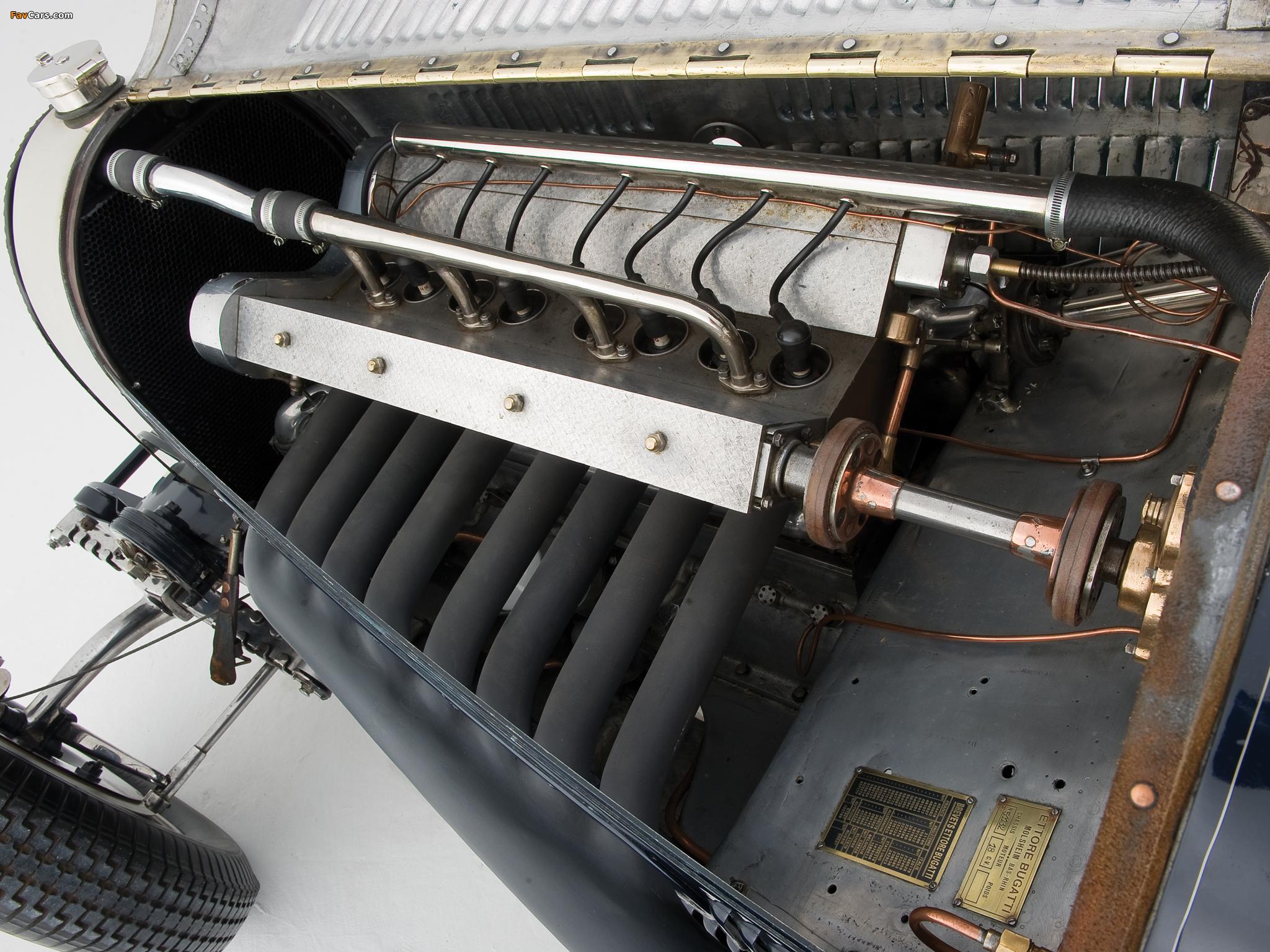 Pictures of Bugatti Type 51 Grand Prix Racing Car 1931–34 (2048 x 1536)