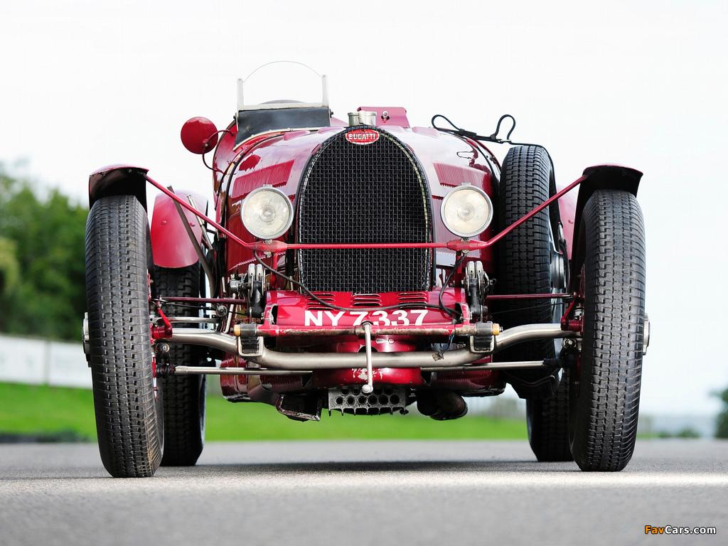 Pictures of Bugatti Type 51 Grand Prix Lord Raglan 1933 (1024 x 768)