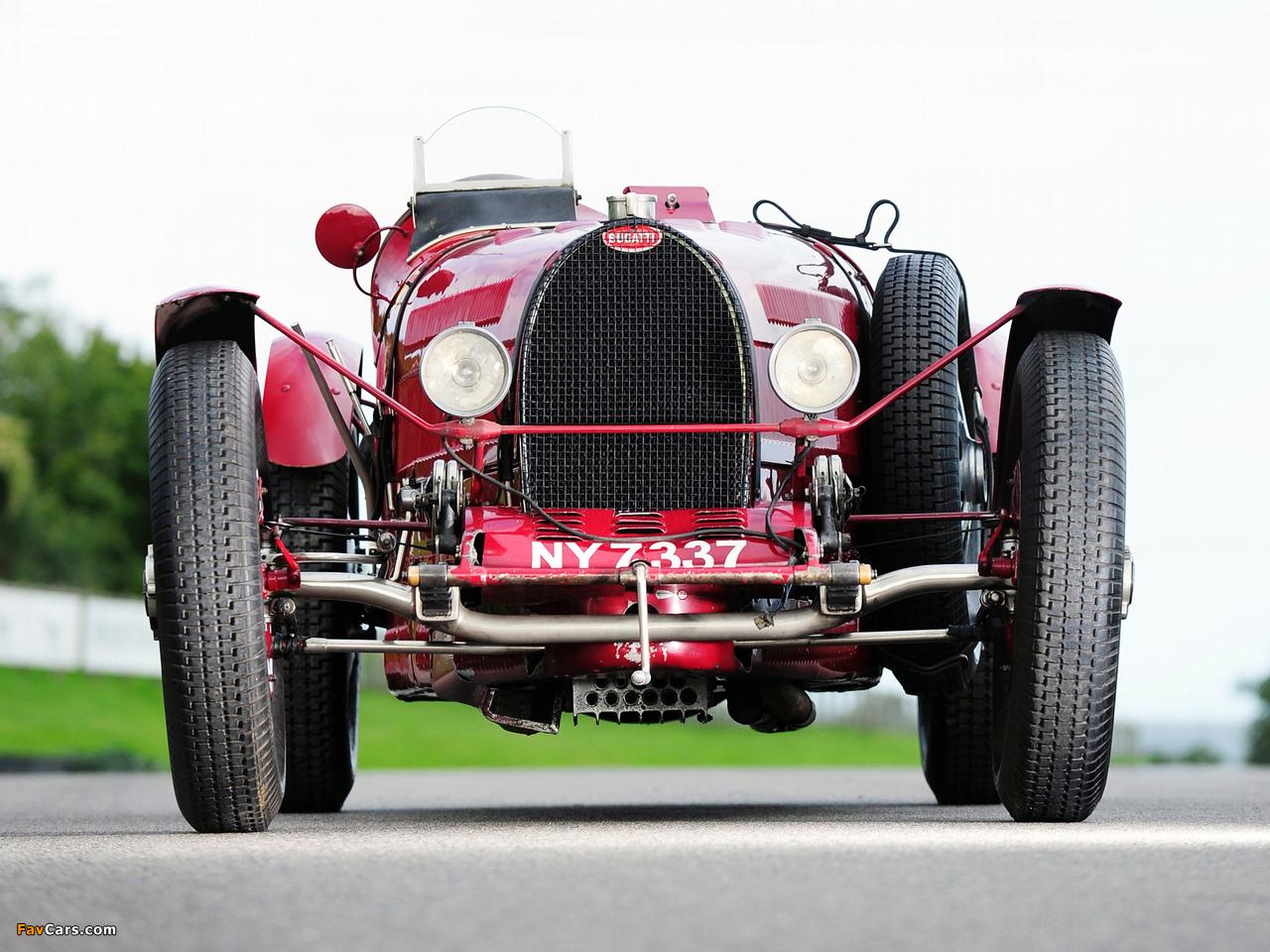 Pictures of Bugatti Type 51 Grand Prix Lord Raglan 1933 (1280 x 960)