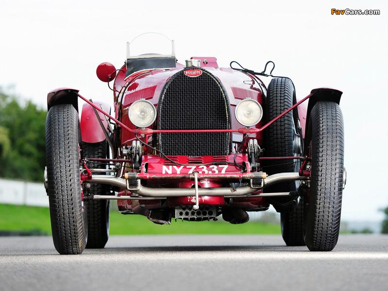 Pictures of Bugatti Type 51 Grand Prix Lord Raglan 1933 (800 x 600)