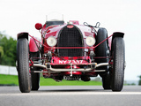 Pictures of Bugatti Type 51 Grand Prix Lord Raglan 1933