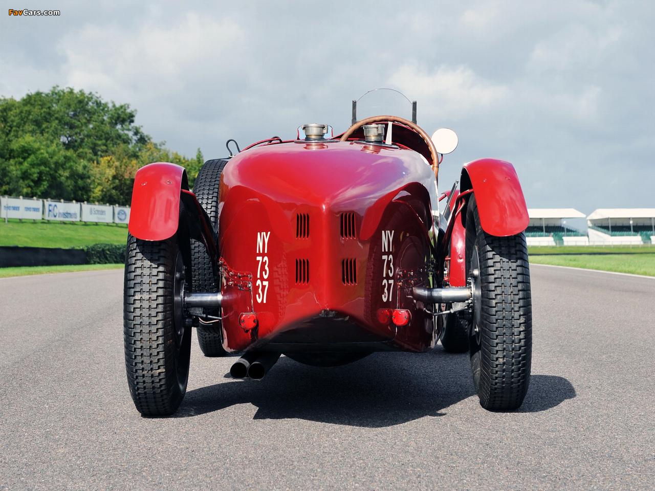 Bugatti Type 51 Grand Prix Lord Raglan 1933 wallpapers (1280 x 960)